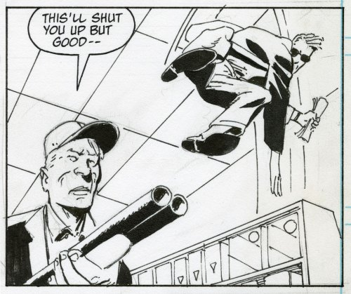 G.I.Joe Yearbook #4 pg 4 panel 4, art by Tony Salmons