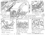 G.I. Joe PSA #10 storyboard pg 1