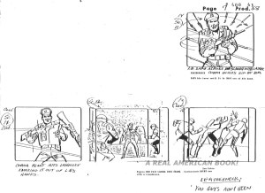 "G.I. Joe ""The Rotten Egg"" Season 2 storyboard page 007"