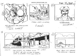 "G.I. Joe ""The Rotten Egg"" Season 2 storyboard page 007B"