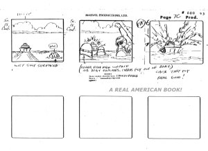 "G.I. Joe ""The Rotten Egg"" Season 2 storyboard page 007C"