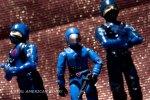 G.I. Joe Cobra Commander photo by Wes Rollend