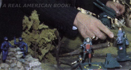 "Bob Prupis points to early G.I. Joe product in this spring 1982 ""Marvel Update"""