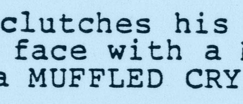 G.I. Joe Movie screenplay 1987 tease 2