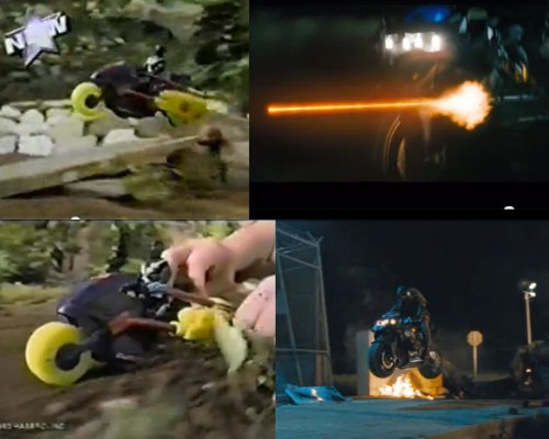 G.I. Joe Retaliation comparison
