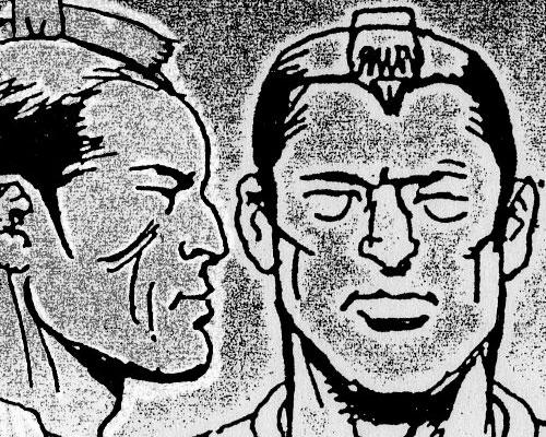 G.I. Joe Budo 1988 action figure turnaround