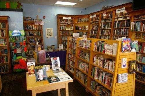 Hub Comics interior