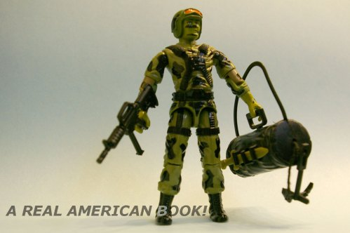 G.I. Joe 1988 Hit & Run toy photo by Tim Finn
