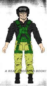 G.I. Joe 1988 Hit & Run as unproduced 1995 vehicle driver