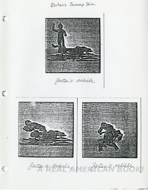 Zartan Chameleon 4 photocopy
