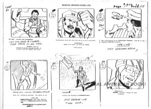 "G.I. Joe ""The Rotten Egg"" Season 2 storyboard page 008"