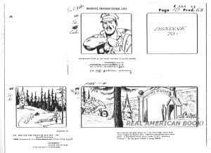 "G.I. Joe ""The Rotten Egg"" Season 2 storyboard page 010"