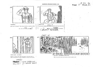 "G.I. Joe ""The Rotten Egg"" Season 2 storyboard page 011"