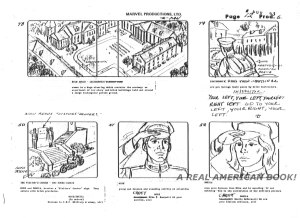 "G.I. Joe ""The Rotten Egg"" Season 2 storyboard page 012"