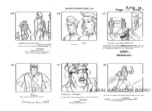 "G.I. Joe ""The Rotten Egg"" Season 2 storyboard page 013"