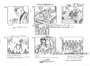 "G.I. Joe ""The Rotten Egg"" Season 2 storyboard page 014"