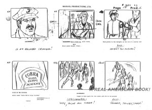 "G.I. Joe ""The Rotten Egg"" Season 2 storyboard page 015"