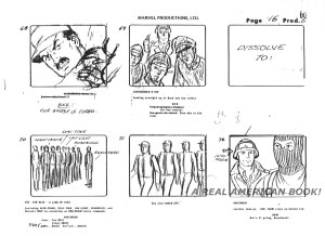 "G.I. Joe ""The Rotten Egg"" Season 2 storyboard page 016"