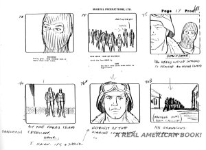 "G.I. Joe ""The Rotten Egg"" Season 2 storyboard page 017"