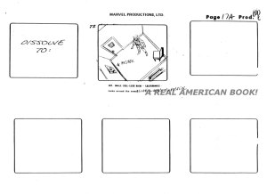 "G.I. Joe ""The Rotten Egg"" Season 2 storyboard page 017A"