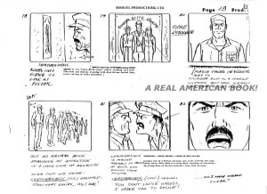 "G.I. Joe ""The Rotten Egg"" Season 2 storyboard page 018"