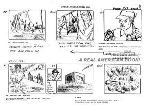 "G.I. Joe ""The Rotten Egg"" Season 2 storyboard page 020"