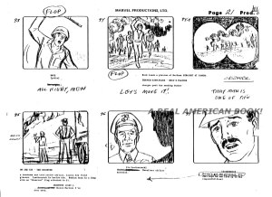 "G.I. Joe ""The Rotten Egg"" Season 2 storyboard page 021"