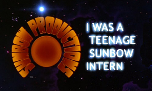 1980s Sunbow Productions logo as title card for Tim Finn's blog post