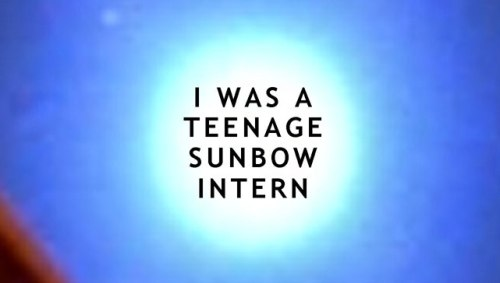 Title card for Tim Finn's Sunbow internship blog article part 9