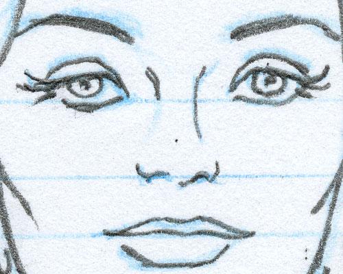 "Russ Heath detail GI Joe model Fiona Diamond from episode ""That's Entertainment"""
