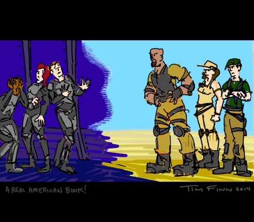 GI Joe Retaliation review art 1 by Tim Finn
