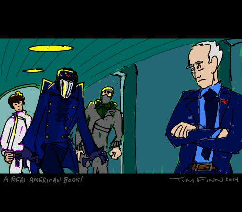 GI Joe Retaliation review art 4 by Tim Finn