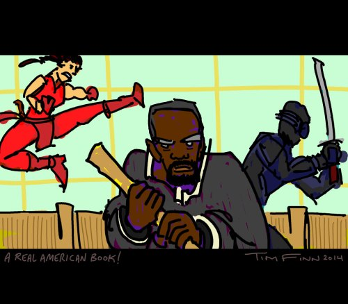 GI Joe Retaliation review art 5 by Tim Finn