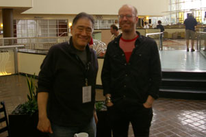 Larry Hama Tim Finn JoeCon 2014