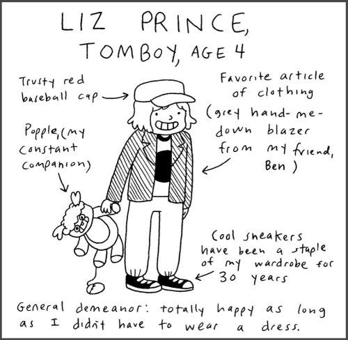 Liz Prince Tomboy excerpt