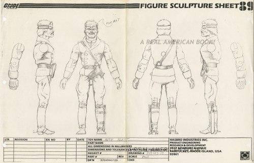 1989 Mark Pennington G.I. Joe Windchill