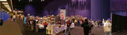G.I. Joe Con 2015 interior