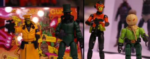 GI Joe Con 2015 art contest Oktober Guard