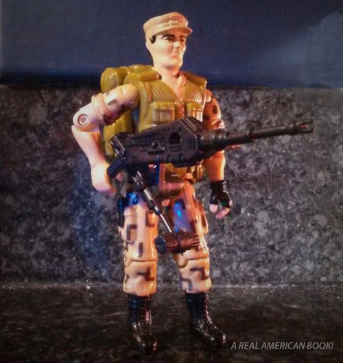 1988 Repeater action figure