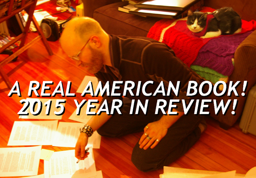 A Real American Book! Year In Review 2015