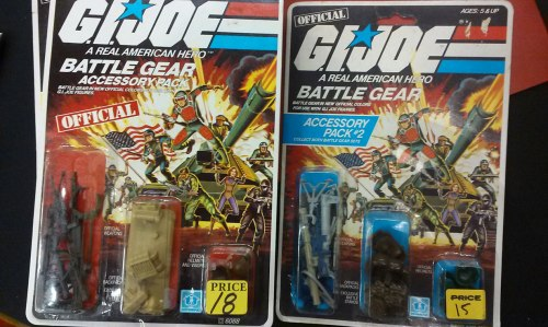 GI Joe con 2016 Battle Gear