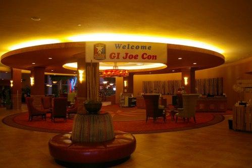 GI Joe con 2016 lobby