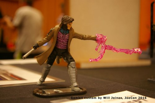 Gambit custom Will Joines