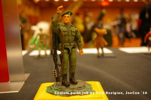 GI Joe con 2016 custom Bozigian