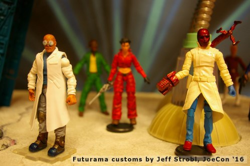 GI Joe con 2016 custom Jeff Strobl