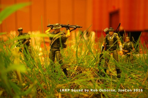 GI Joe LRRP Rob Osborne