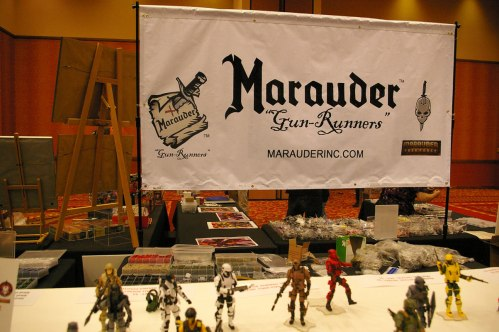 GI Joe con 2016 Marauders