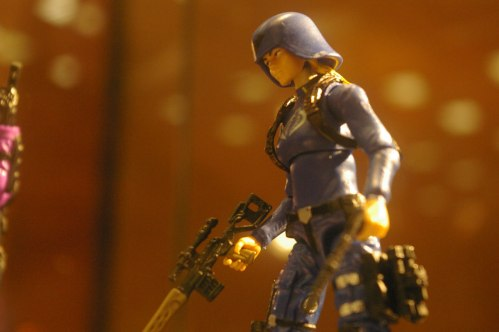 GI Joe con 2016 Cobra Officer