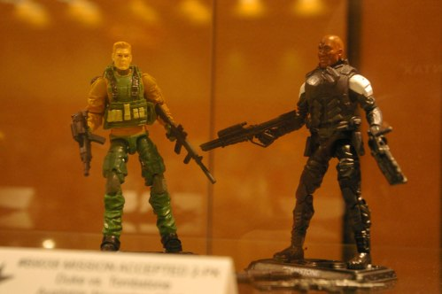 GI Joe con 2016 Duke Tombstone