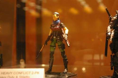 GI Joe con 2016 Stiletto